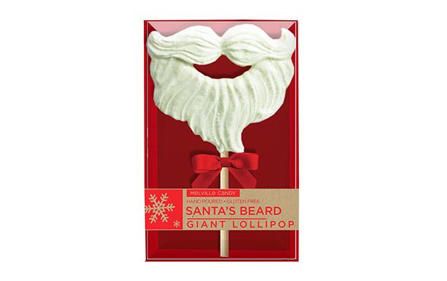 Santa Mustache Lollipops