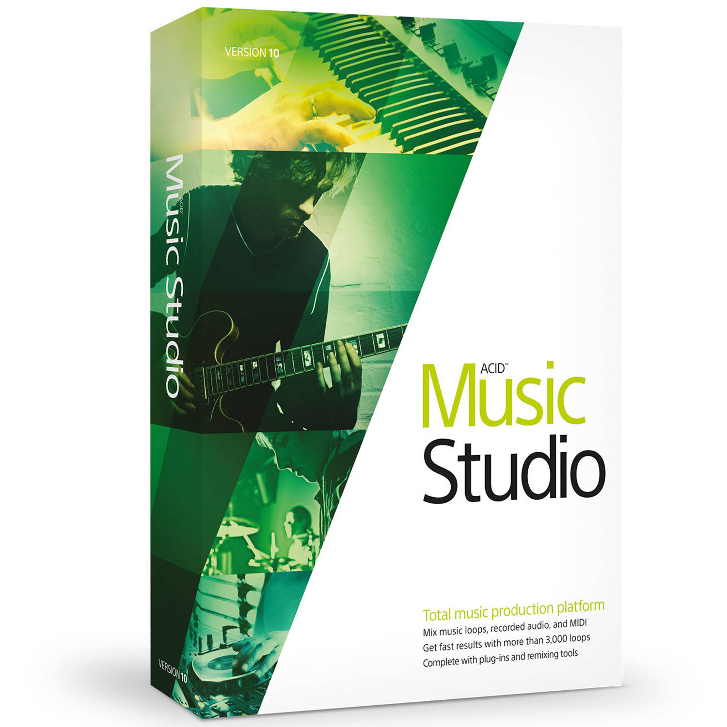Magix Software ANR007254ESD Acid Music Studio 10 ESD (Digital Code)