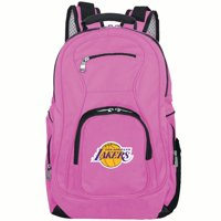 NBA LA Lakers Pink Premium Laptop Backpack