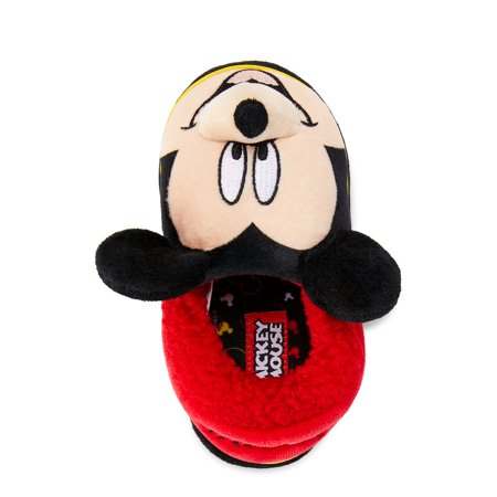 Mickey Mouse Slippers (Toddler Boys)
