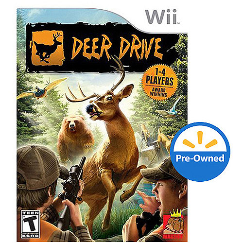 Deer Drive (Wii) - Pre-Owned