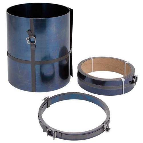 LYON TPB20-02 Steel Coil, .020 x 1/8 x 100 Ft., 1095