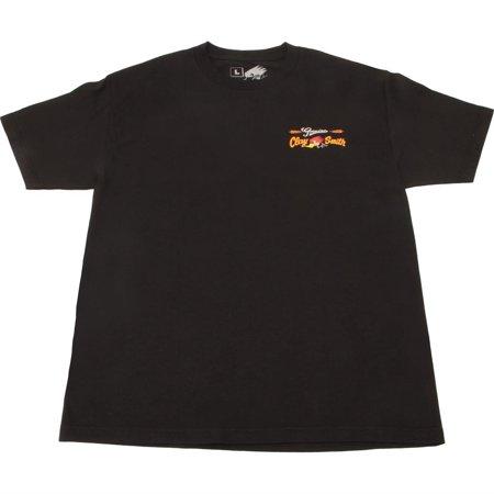 Smiths Clay (Clay Smith Cams Genuine Mr. Horsepower Black T-Shirt)