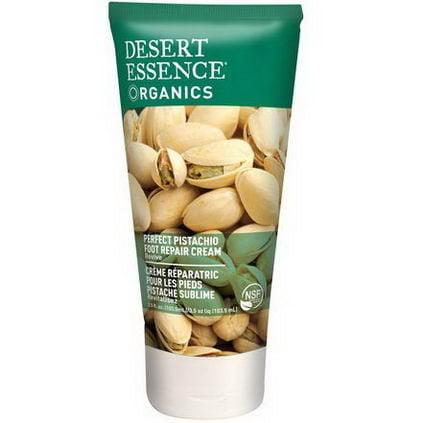 Desert Essence Pistache Crème Pieds de réparation, 3.5 Oz