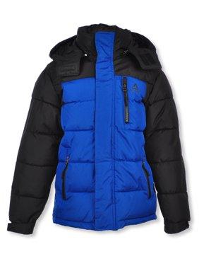 Reebok Boys' Block Cut Insulated Jacket