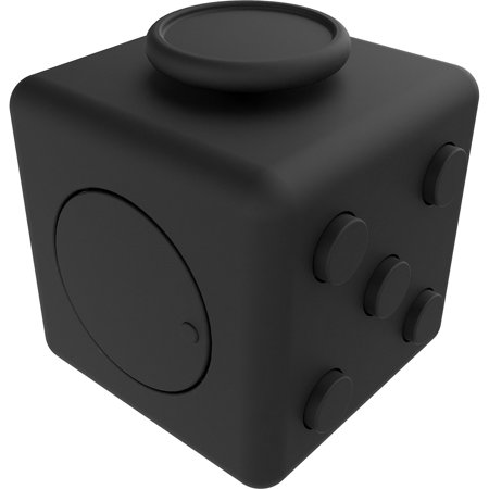 Fidget Cube Relieves Anxiety Stress Best Desk Toy for Anxiety, Focus and (Best Fidget Cube Brand)