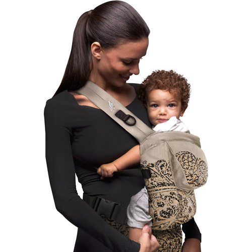 Snugli Seated Snugli Baby Carrier in Sun