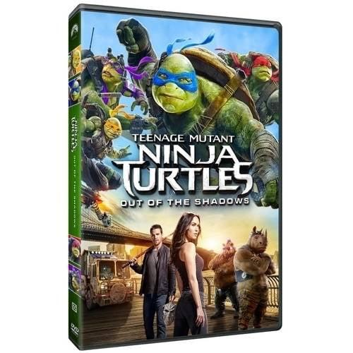 Teenage Mutant Ninja Turtles: Out Of The Shadows (Walmart Exclusive) (DVD)