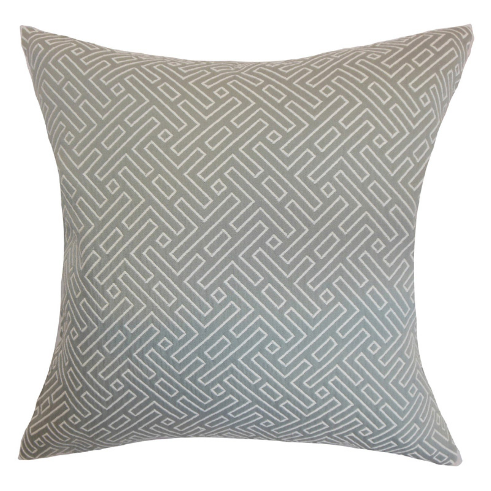 The Pillow Collection Qalanah Geometric Pillow