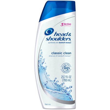 Head   Shoulders Classic Clean Dandruff Shampoo  23 7 Fl Oz