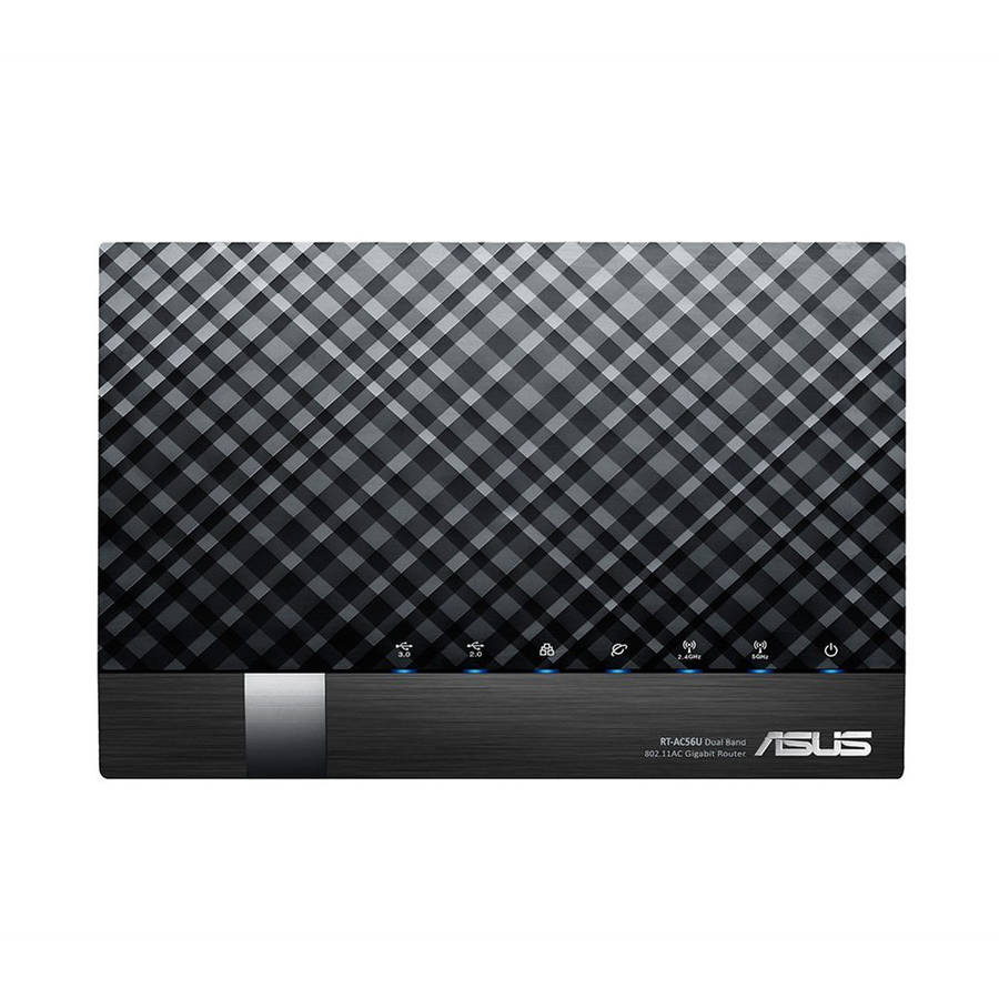 ASUS 802.11ac Dual-Band Wireless-AC1200 Gigabit Router