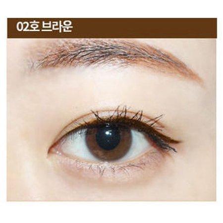 Skin 79 Wonder Fix Brush Eyeliner - Brown