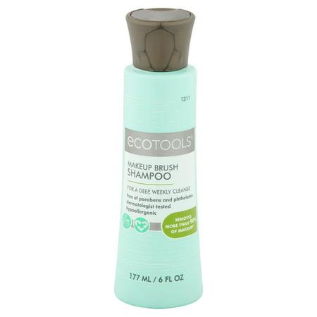 EcoTools Makeup Brush Shampoo, 6 fl oz