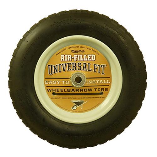 Arnold 20265 Universal Air Whlbarrow Tire Walmart Com