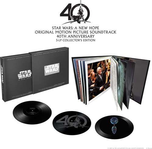 Star Wars: A New Hope / O.S.T. (Vinyl)