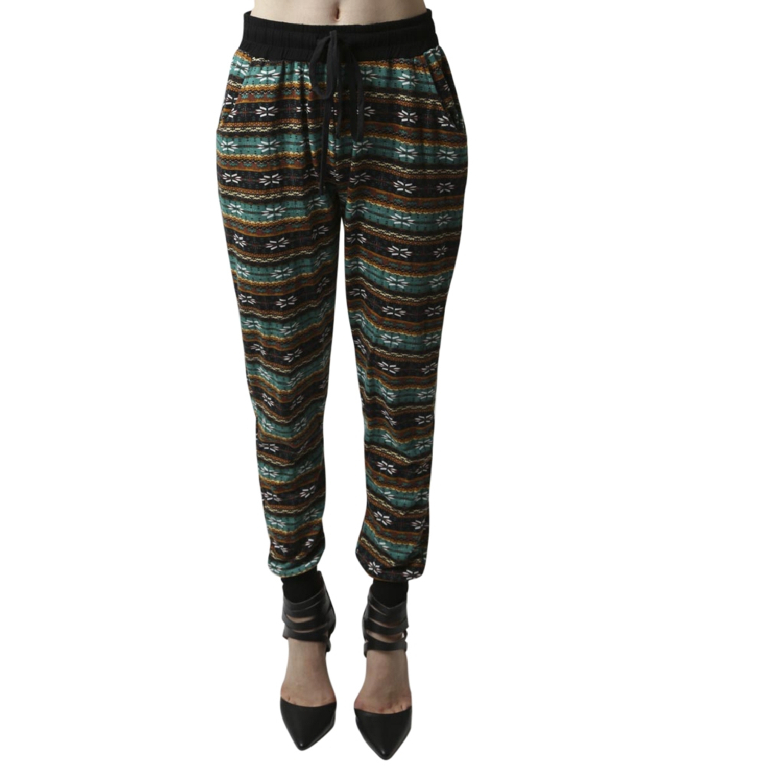 Amazing Atm Suede Jogger Pants In Green  Lyst