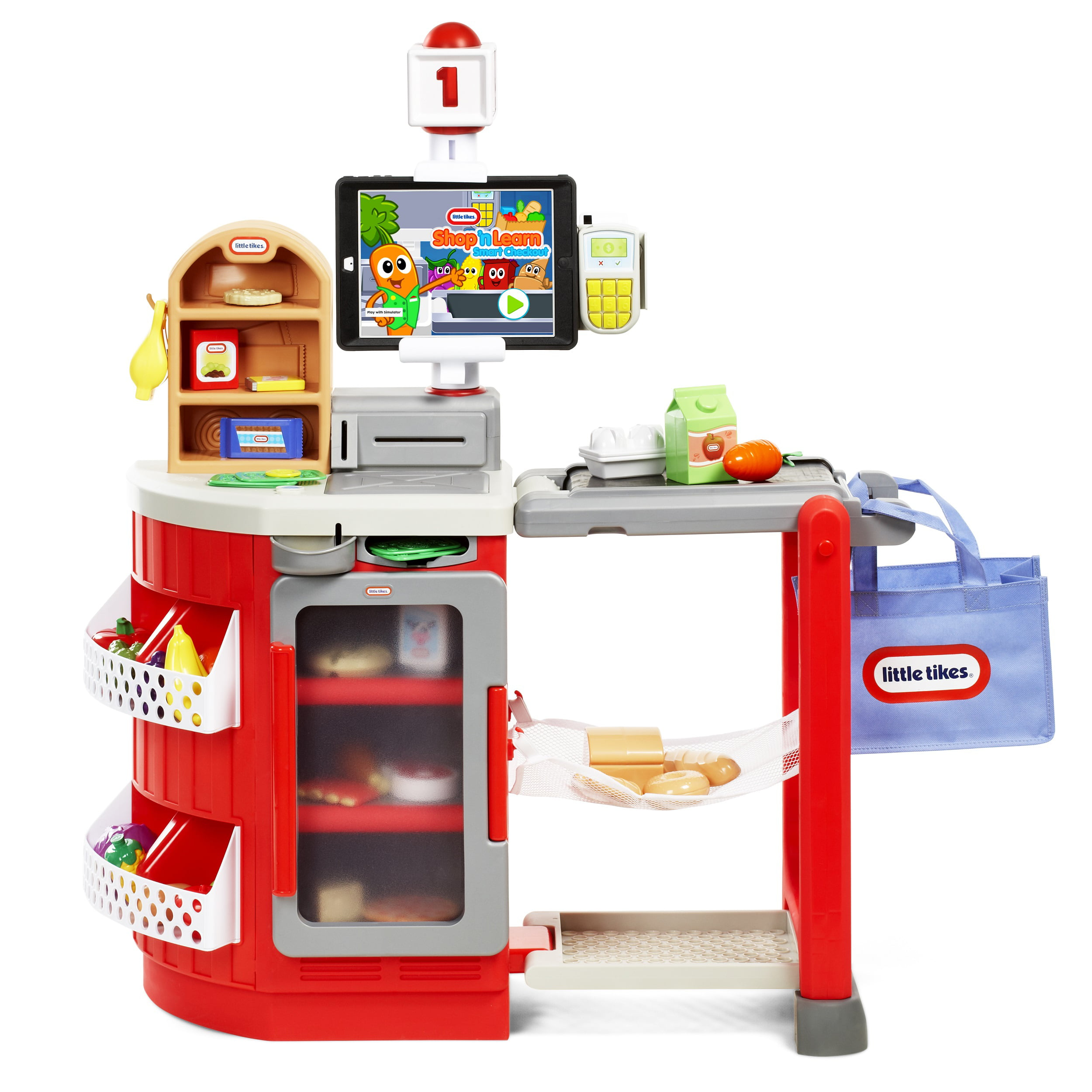 Little Tikes Shop 'n Learn Smart Checkout Role Play Toy by MGA Entertainment