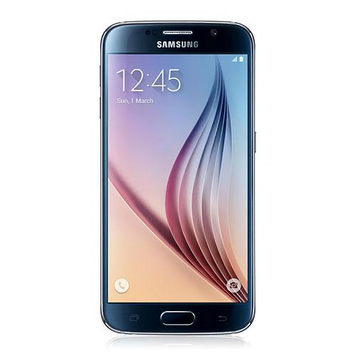 """Samsung Galaxy S6-G920F-Black Saphire 5.1"""" Touch Screen-16.0 MP Camera-Android 5.0.2"""