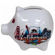 Jenkins California Piggy Bank- Elements (pack Of 60)