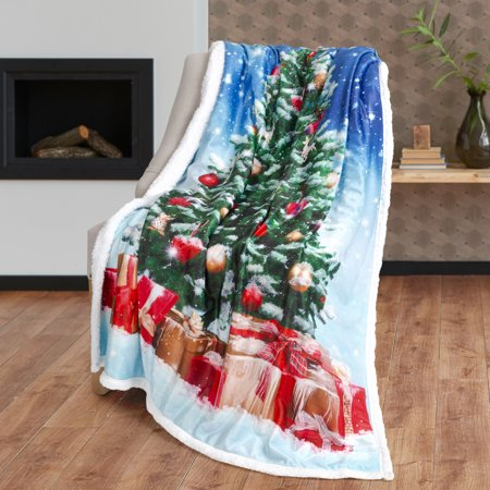 You Need To Get These Christmas Blankets And Throws