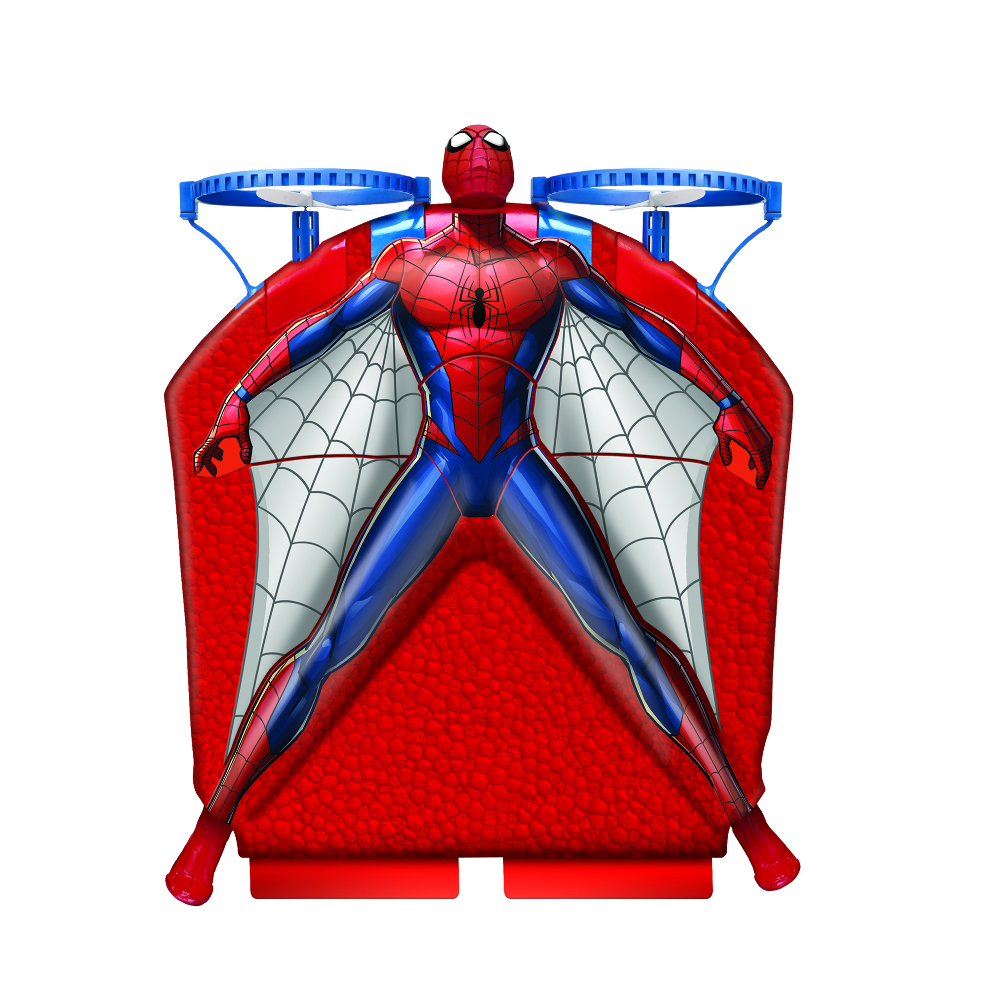 Super G Wingsuit Spiderman by Playmates Toys Inc