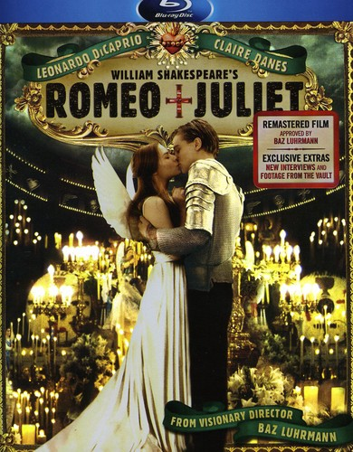 William Shakespeare's Romeo and Juliet (Blu-ray) by NEWS CORPORATION