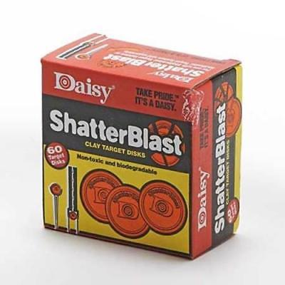 Click here to buy Daisy ShatterBlast Replacement Targets.