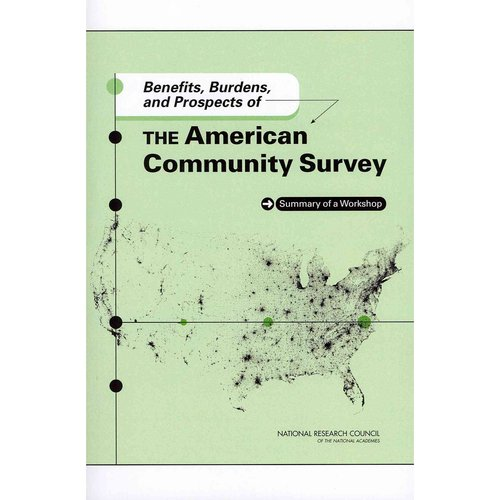 Benefits, Burdens, and Prospects of the American Community Survey: Summary of a Workshop