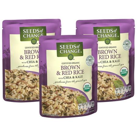 Organic Ricotta ((6 Pack) SEEDS OF CHANGE Organic Quinoa, Brown & Red Rice, 8.5oz)