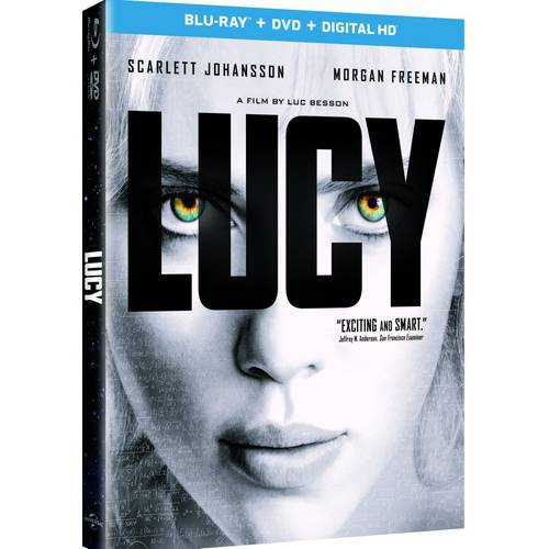 Lucy (Blu-ray   DVD   Digital HD) (With INSTAWATCH) (Widescreen)