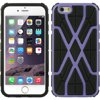 Insten Hard Hybrid TPU Case for Apple iPhone 6 / 6s - Black/Purple Compatible WithApple iPhone 6 / 6sPackage IncludesDual Layer Hybrid PC/TPU Rubber Case x 1Item DescriptionDual Layer Hybrid PC/TPU Rubber CaseKeep your device safe and protected in style.Color: Black/PurpleMaterial: Hard Plastic/TPUDouble-layered cover provides shock-absorption protection from drops and falls.Encases the corners and back of the device to provide secure fit and feel.Full access to all ports and function buttons.Accessory Only; device not included.Apple, iPhone®, iPad®, iPod® are registered trademarks of Apple, Inc. Apple does not endorse use of these products.* Special Return Policy applies, please check here for detail.Product names are trademark of listed manufacturer or other owners, and are not trademarks of eForCity Corp. The manufacturer does not necessarily endorse use of these products.