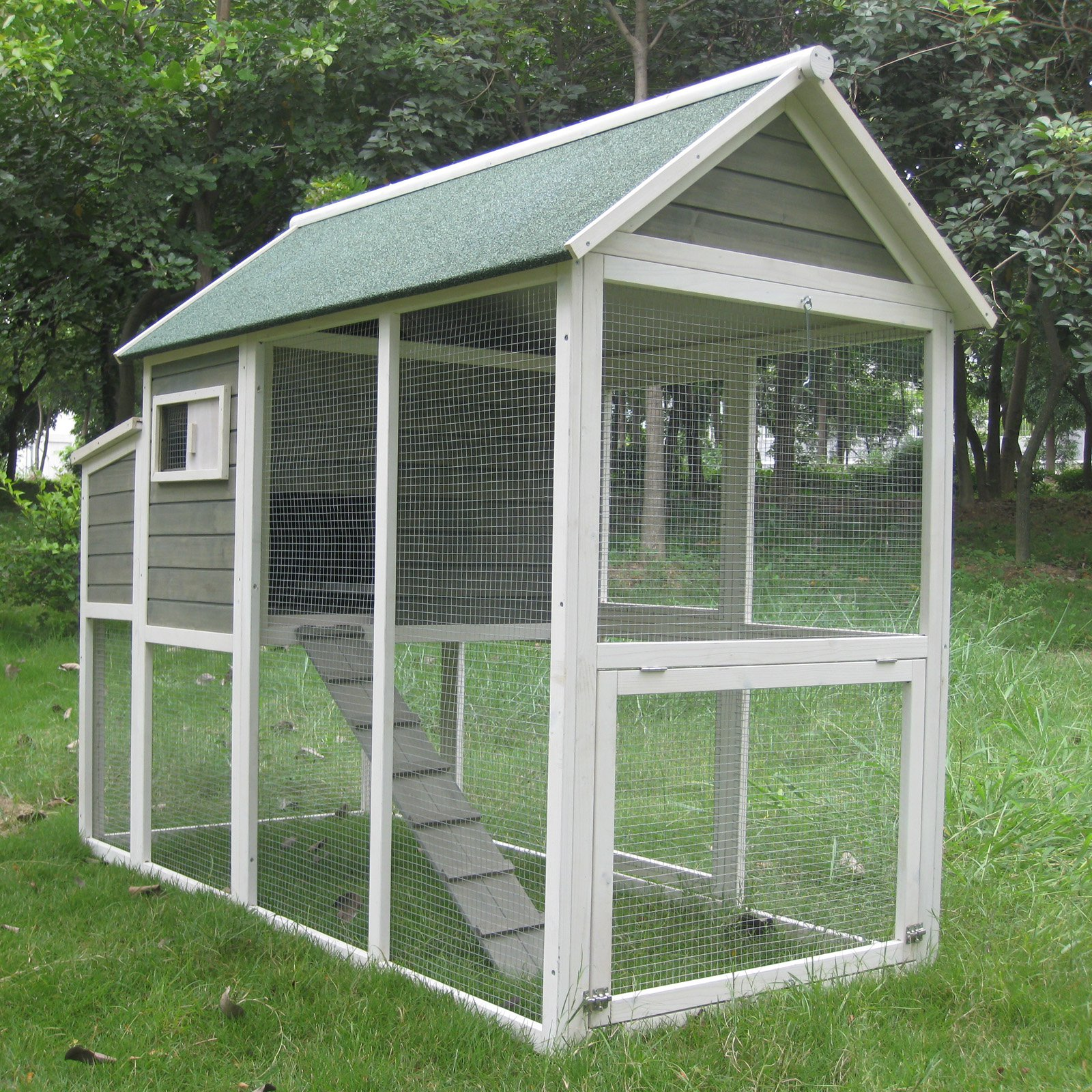 Coops U0026amp; Feathers Superior Hen House