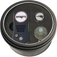 Team Golf NFL Tin Gift Set with Switchfix Divot Tool, Cap Clip and Ball Marker
