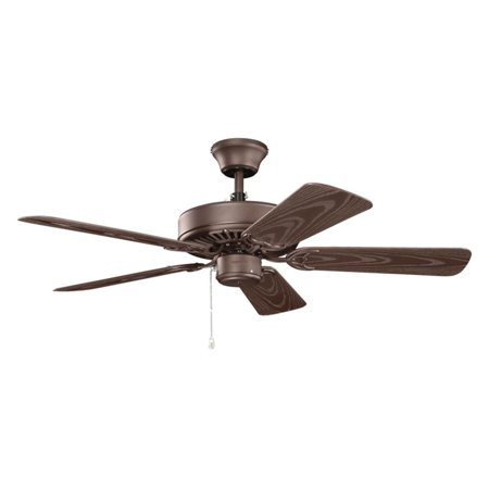 Kichler Basics Patio Revisited 42 in. Indoor / Outdoor Ceiling Fan ()