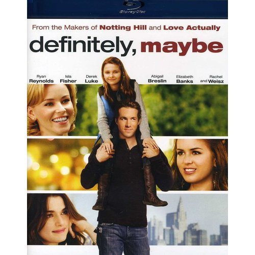 Definitely, Maybe (Blu-ray) (Widescreen)