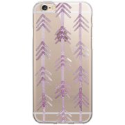 OTM Artist Prints Clear Phone Case for Apple iPhone 6, Hunter Berry