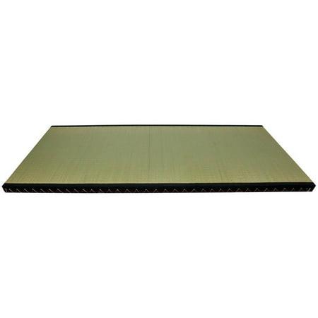 6' x 3' Full Size Fiber Fill Tatami Mat