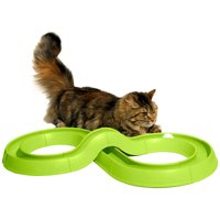 Bergan Turbo Track Cat Toy, Multicolor