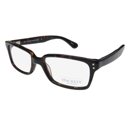 0e8daed6a16f New Hackett Heb093 Mens Designer Full-Rim Tortoise European High-class  Genuine Frame Demo Lenses 53-18-145 Spring Hinges Eyeglasses/Spectacles -  Walmart.com