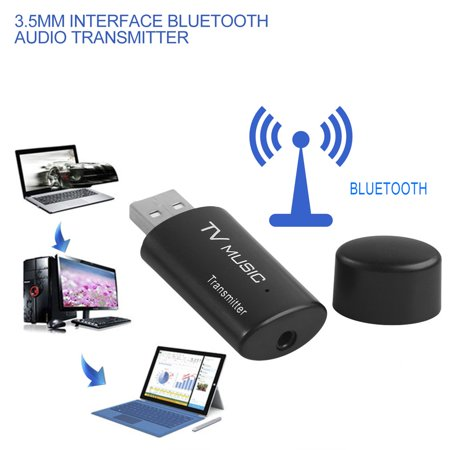 usb bluetooth audio transmitter wireless stereo music box dongle adapter. Black Bedroom Furniture Sets. Home Design Ideas