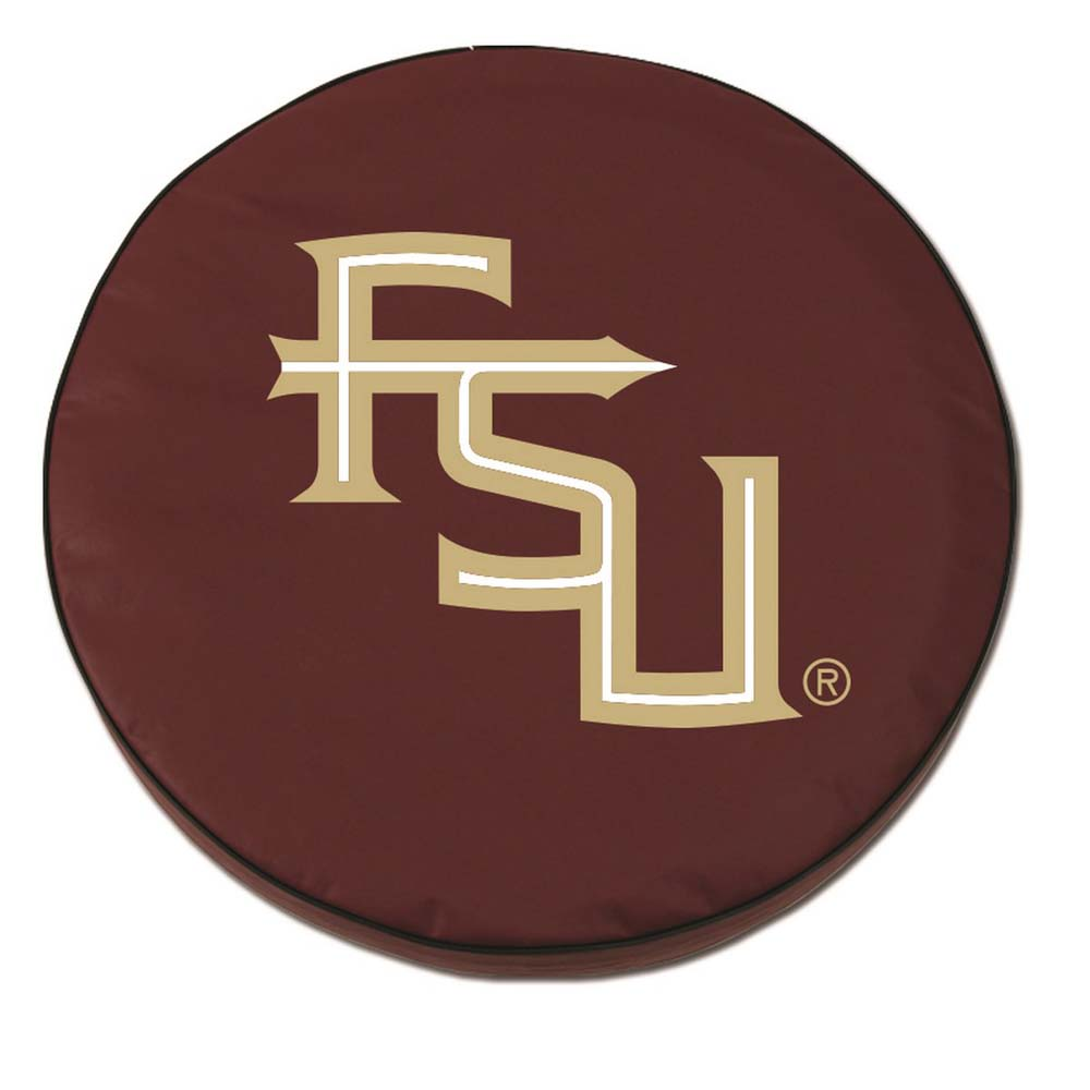 Florida State (Script) Large Tire Cover (Maroon)