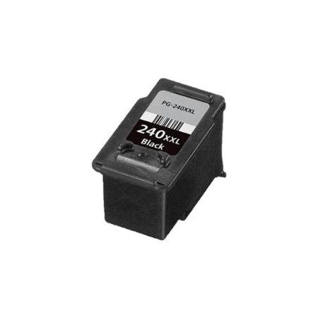 N Global Co  1Pk Pg 240Xxl Bk Compatible Ink Cartridge For Canon Pixma Mg2120 Mg2220 Mg3120 Mg3122 Mg3220 Mg3222 Mg3520   Pack Of 1