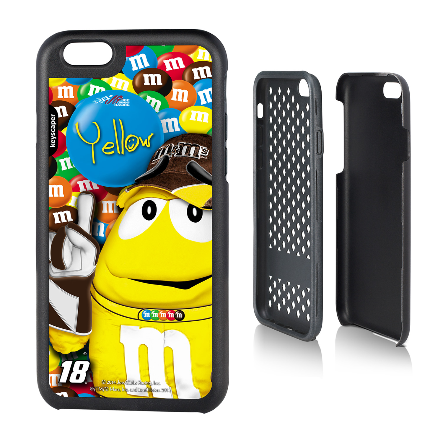 Kyle Busch iPhone 6 and 6S Rugged Case NASCAR