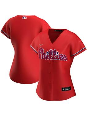 Philadelphia Phillies Nike Women's Alternate 2020 Replica Team Jersey - Red