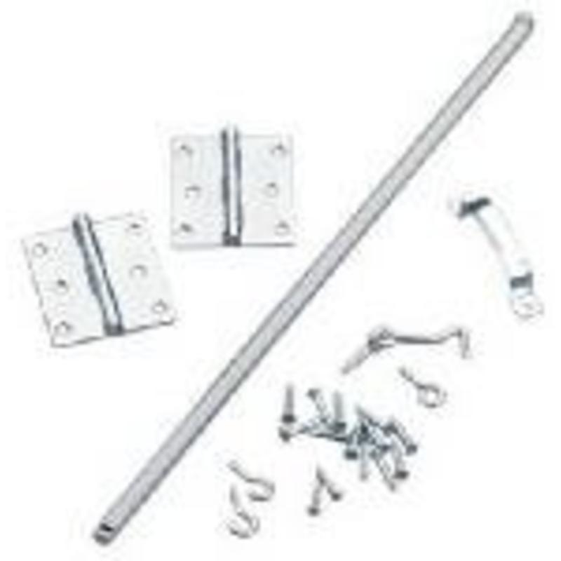 Screen Door Kit Hampton Misc Screen and Storm Door Hardware VS10 038462048803
