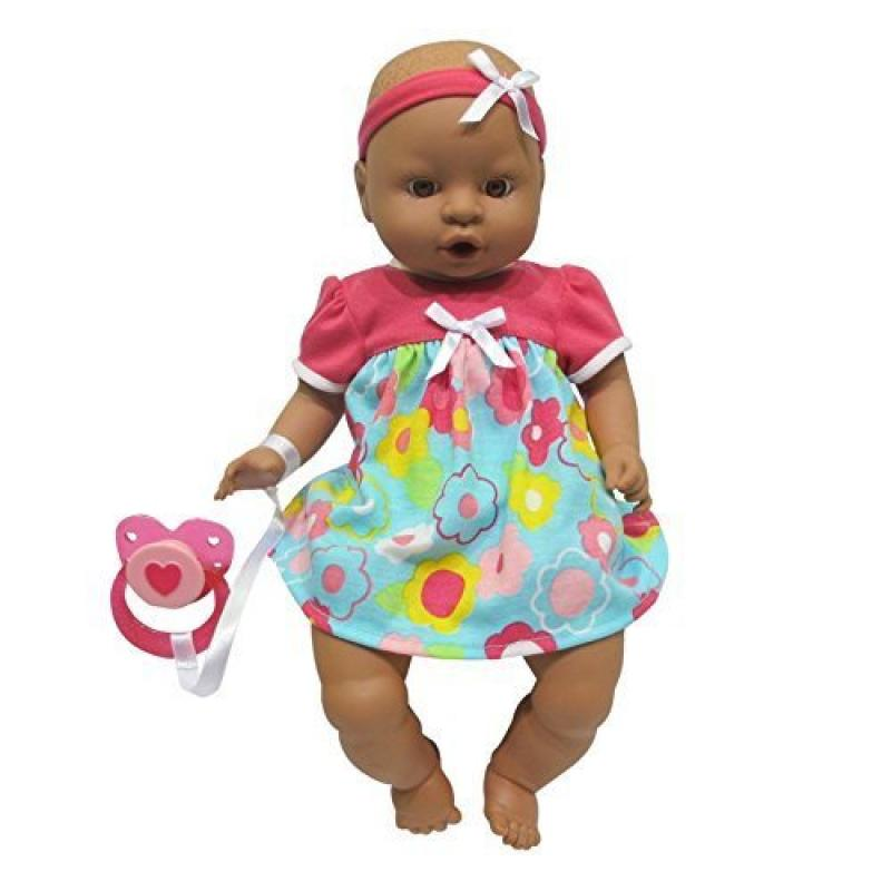Circo Sweet and New African American Starter Baby Doll