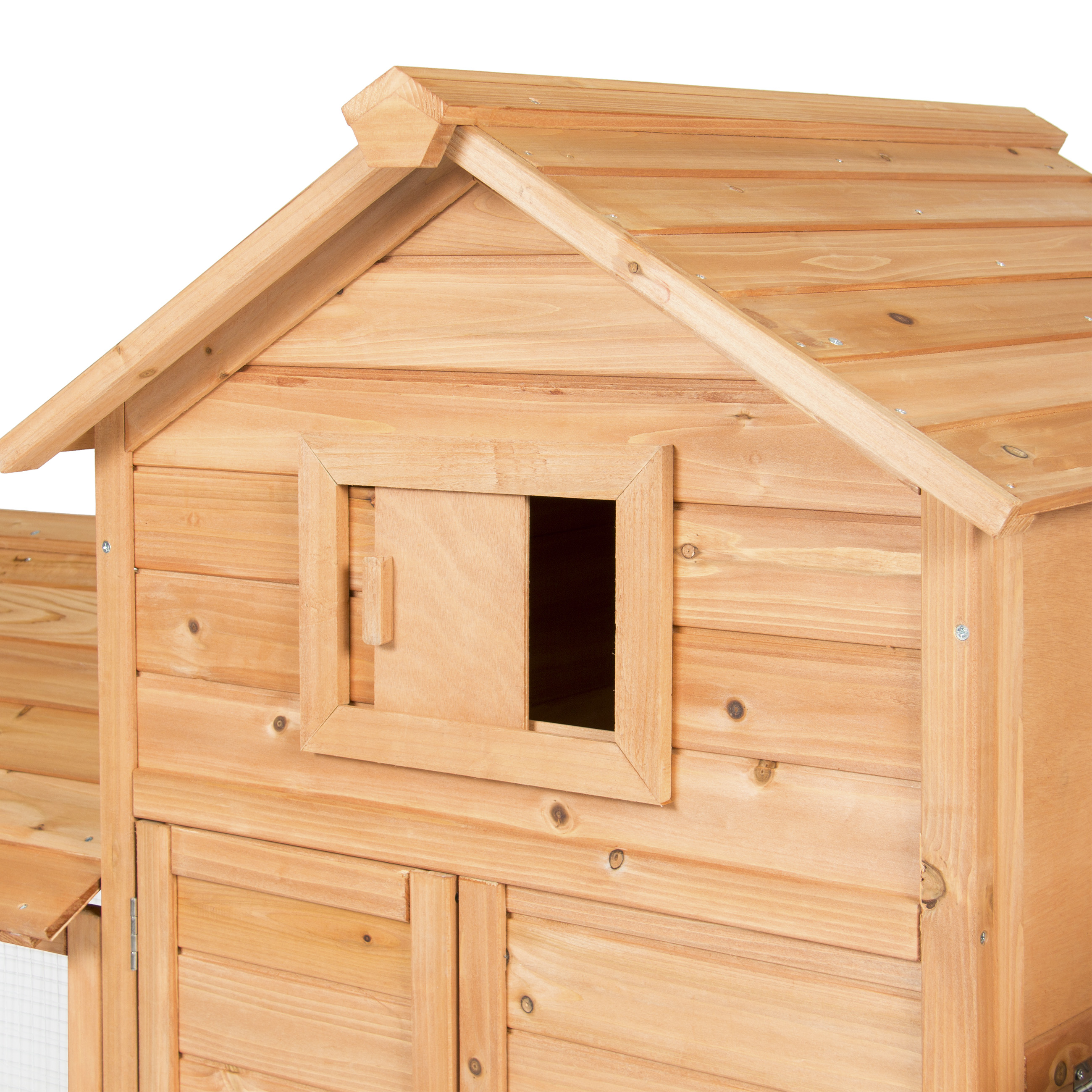 Home product 12 bird chicken coop - Bcp 80 Wooden Chicken Coop Backyard Nest Box Wood Hen House Poultry Cage Hutch Walmart Com