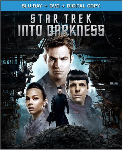Star Trek: Into Darkness (Blu-ray + DVD + Digital Copy)