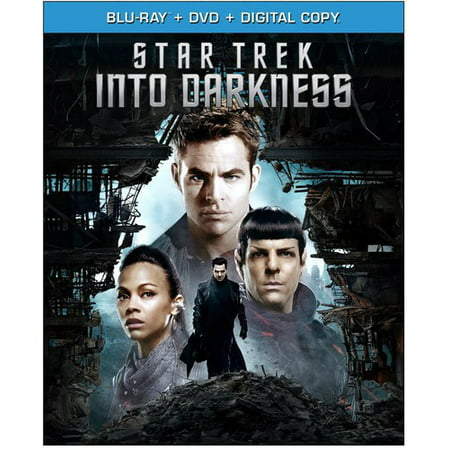 Star Trek  Into Darkness  Blu Ray   Dvd   Digital Copy