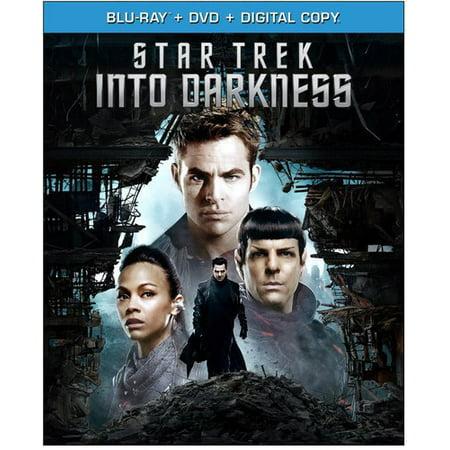 Star Trek: Into Darkness (Blu-ray + DVD + Digital Copy) - image 1 of 1